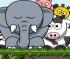 Chú voi ngủ gật (509 lượt chơi)